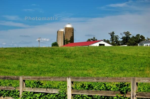 barn and silos 2