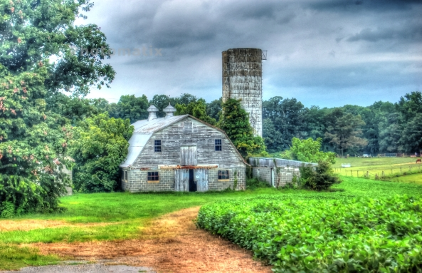 Barn Painterly 1