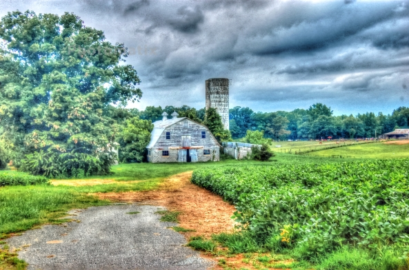 barn surreal 1