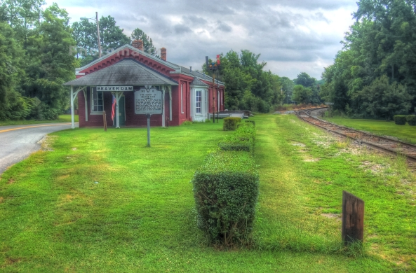 beaverdam depot painterly 1
