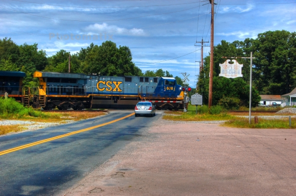 csxt 608 northbound 1 8-17-2013