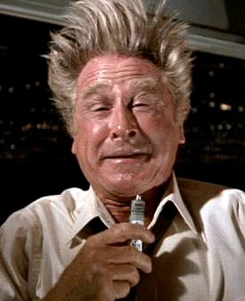 Lloyd Bridges on Glue