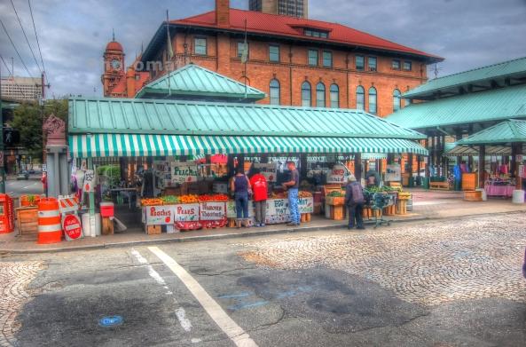 Richmond Farmer's Market 9212013