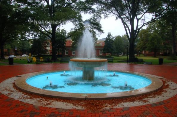 rmc fountain 2  10-12-2013